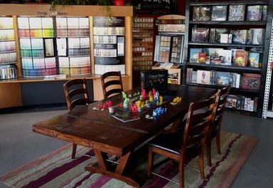 Wylie's Paint Store expands to offer Games