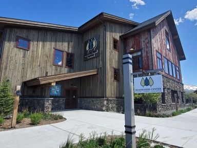 Cultural center focusing on the pressures on critically important rivers