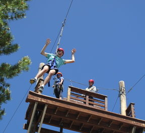 Taking the Leap with Adam's Camp