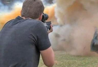 Explosions on Red Dirt Hill bring neighbors together