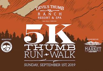 First Annual 5K Thumb Run/Walk & Yoga