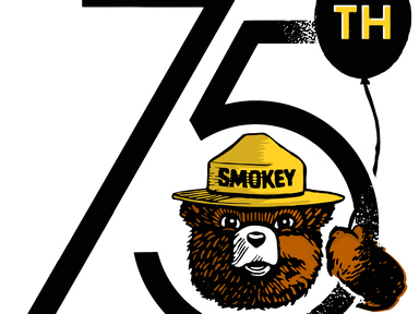 Smokey celebrates a B-Day