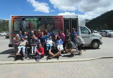 NSCD Wheelchair-Accessible Van Stolen in Denver