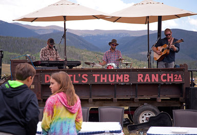 Devil's Thumb Ranch ushers in fall with weekend festivities