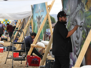 Fraser's Mountain Mural Festival works now available