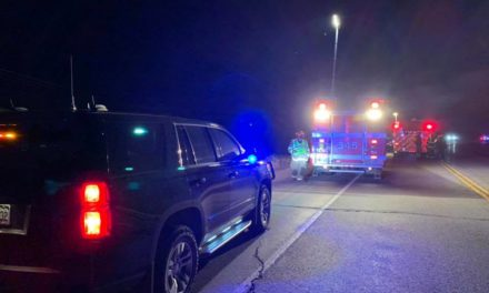 Two-vehicle crash late Friday night results in fatality and serious injury