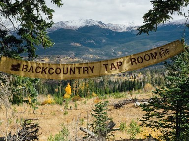 5th annual Backcountry Tap Room this Saturday