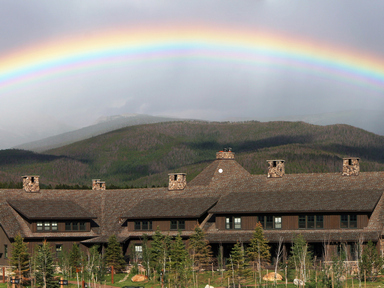 Devil's Thumb Ranch honored with Orvis Fly-Fishing Lodge Designation