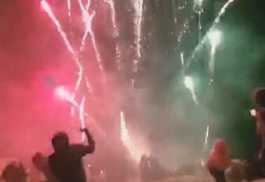 Forest Service investigating illegal use of fireworks atop Mt Evans