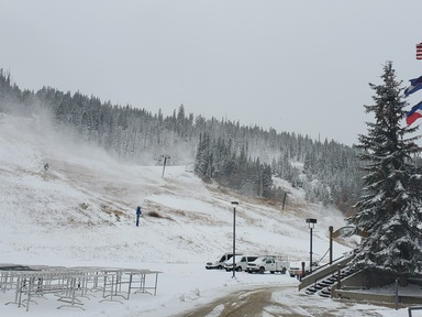 Winter Park Resort: Snowmaking, Lift, Opening