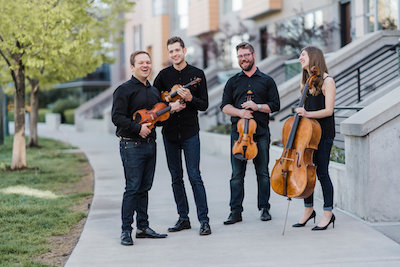 ALTIUS STRING QUARTET - GRAND CONCERT SERIES