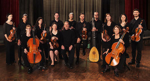 BAROQUE CHAMBER ORCHESTRA OF COLORADO - GRAND CONCERT SERIES