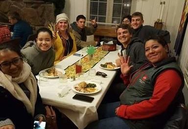 21st season of Community Dinners, a local tradition