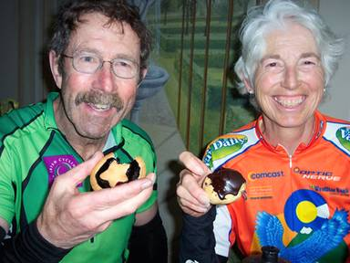 Pioneer of the Year Award: Graham and Louise Powers