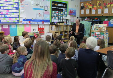 Governor Polis visits Fraser Valley Elementary