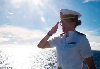Granby Native is Sailor in the Spotlight