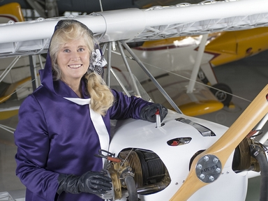 PEO supports local aviation writer