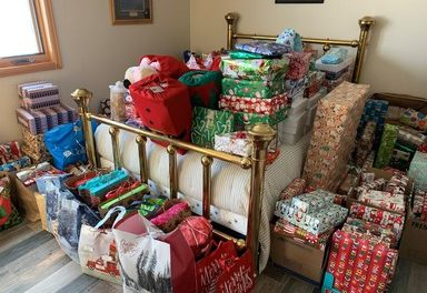 Joyful Givers spread joy through another successful giving season