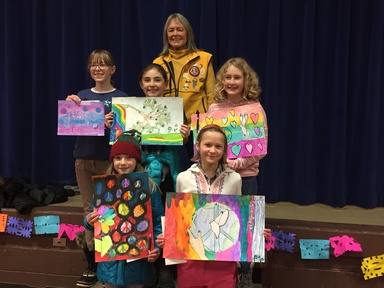Lions Club International Peace Poster Contest