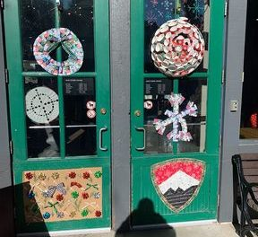 """Let it Snow"" Door Decorating Contest"