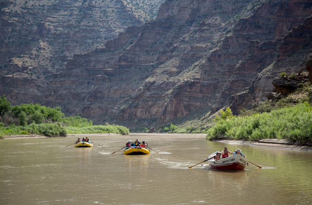Attention River Runners! BLM seeks input on Desolation Canyon