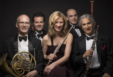 Grand County Concert Series presents The Dorian Wind Quintet