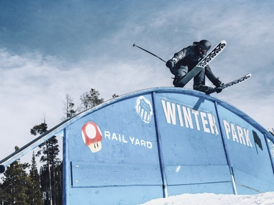 Hunter Carey: The Olympic Dream