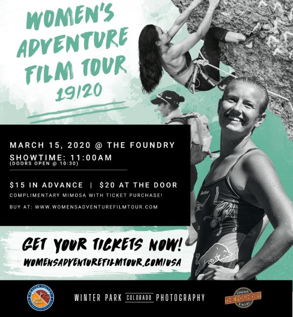 2020 Women's Adventure Film Tour