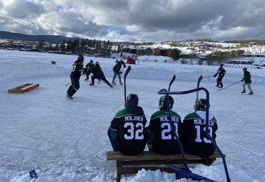 Grand Lake pulls off Pond Hockey Classic