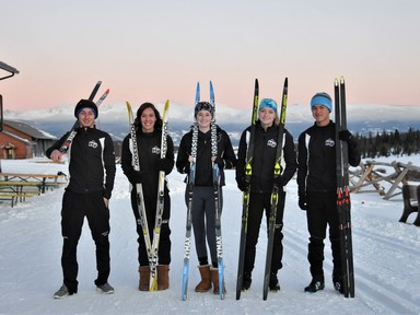 MPHS Nordic and Alpine Teams dominate at home races