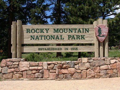 Record Visitation At Rocky Mountain National Park In 2019