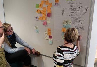 HTI Design Team visits the Innovation Center of St Vrain Valley Schools