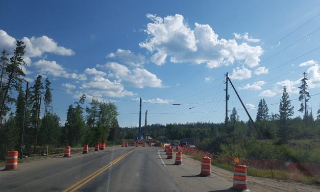 US 34 bridge replacement project resumes May 4