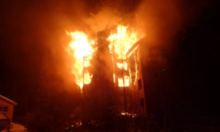 Early morning fire decimates condo, claims one life
