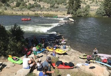 Grand County Trails: Rivers on the Rise