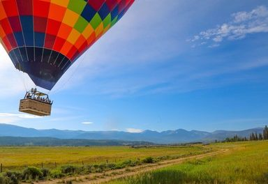 Grand Adventures Balloon Tours: The Incredible Being of Lightness