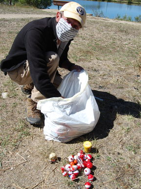 Trout Unlimited hosts Cleanup Day