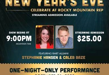 Ring in the New Year with Rocky Mountain Rep!