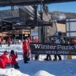 Winter Park Resort opens for the season