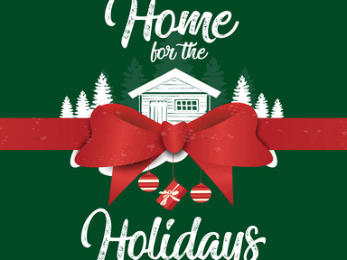 We're Home for the Holidays at Rocky Mountain Rep!