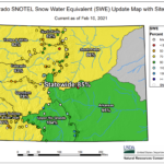 Snowpack slowly improving