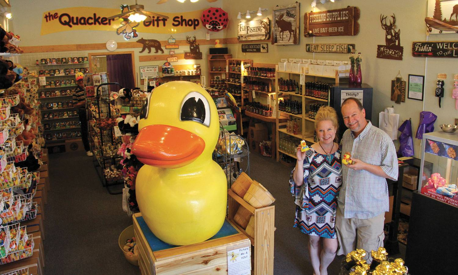 Quacker Shop